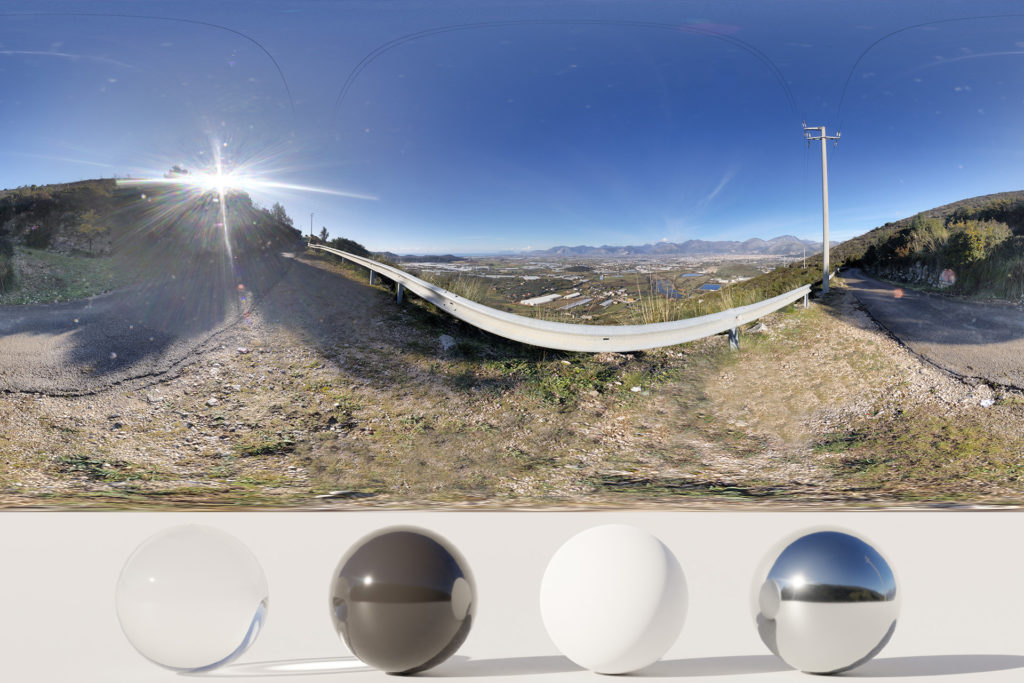 Download an Awesome HDRi Landscape, Mountains and Sky
