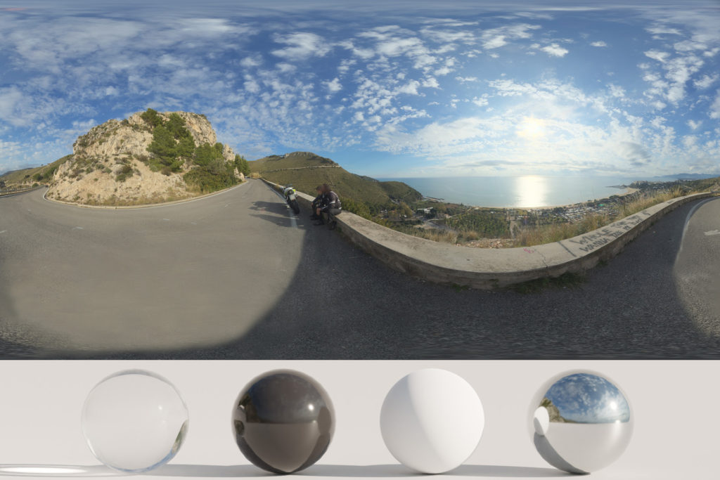 Download an Awesome HDRi Nature and Sea