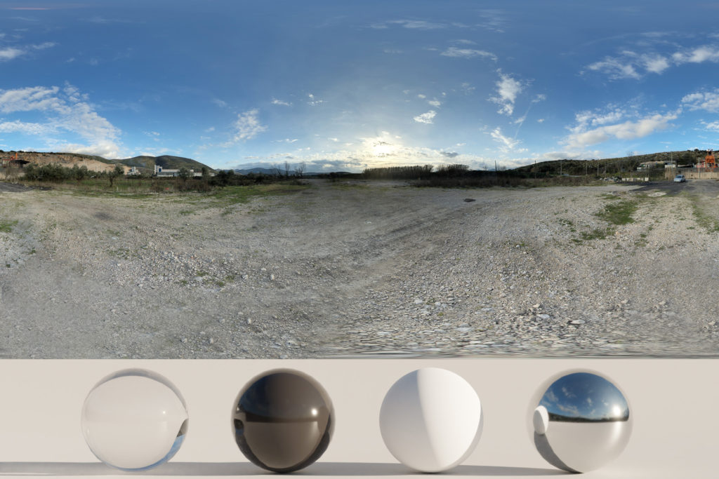 Download an Awesome HDRi Landscape and Sky