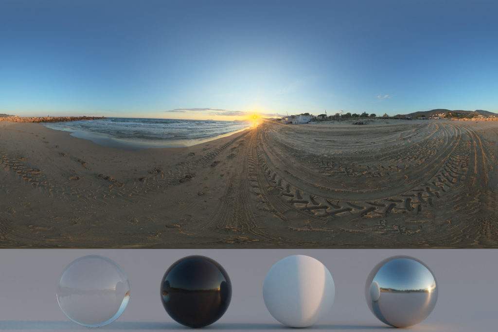 Download an Awesome HDRi Sea and Sunset