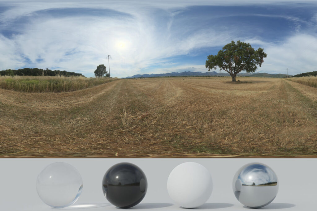 Download an Exclusive and Awesome HDRi Countryside