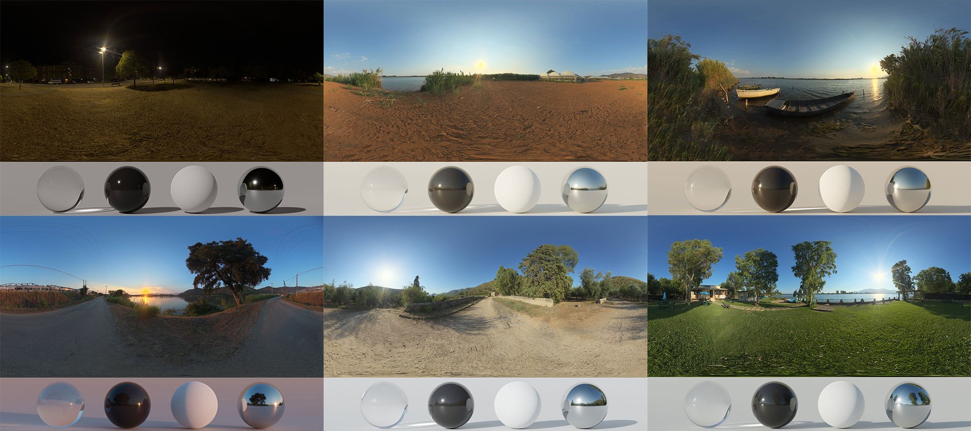 Bundle HDRi