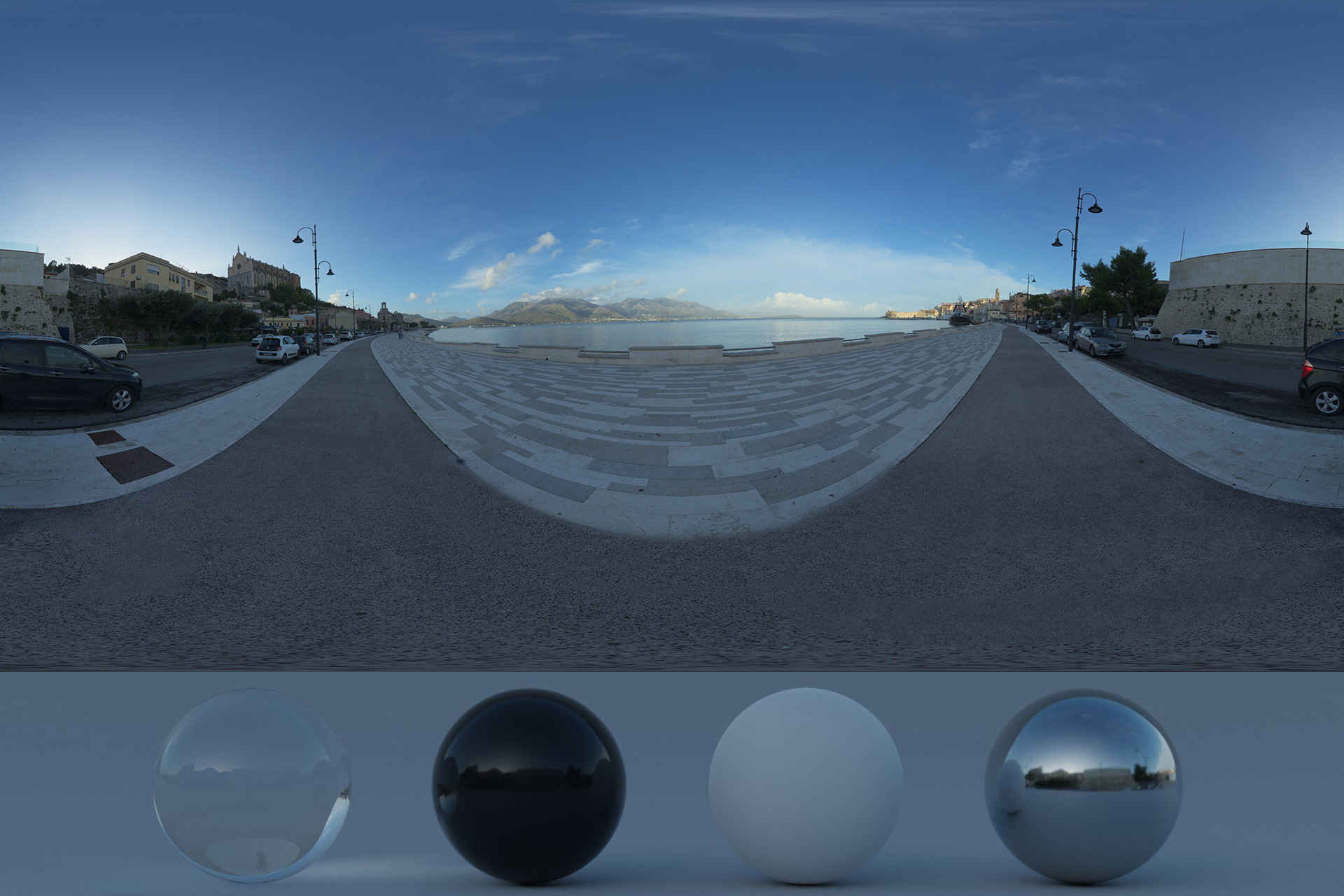 Download an Awesome HDRi Seafront