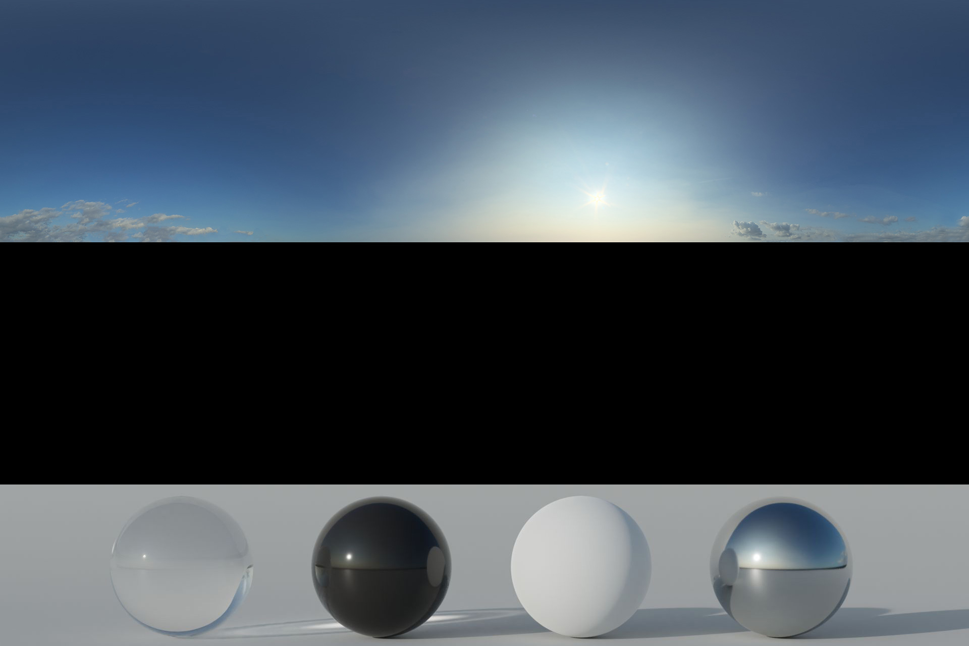 Download an Awesome HDRi Sky 022